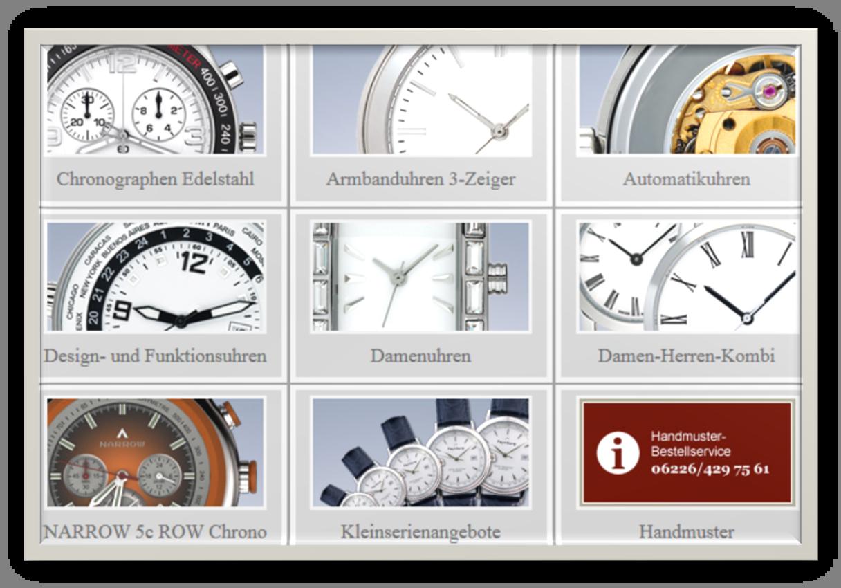 Werbeartikel Uhren Aus Schweizer Produktion Mit Swiss Made Qualit